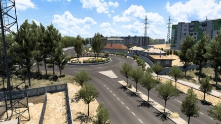 Photo of Road To Asia V1.1.2 ETS2 (1.42.x)