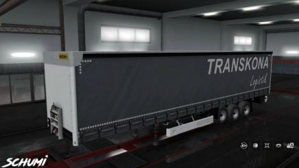 Photo of Trailer Wielton Pack V1.5 ETS2 (1.42.x)