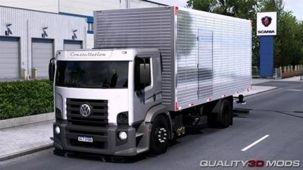 Photo of Volkswagen Constellation Bau V1.1 ETS2 (1.41.x)