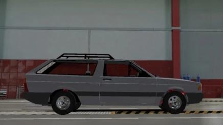 Photo of Volkswagen Parati V1.0 ETS2 (1.42.x)